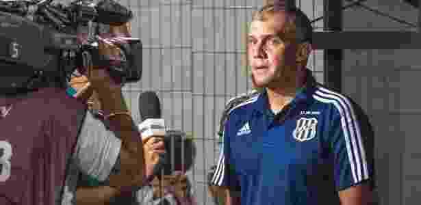 De volta à Ponte, E. Baptista teve aproveitamento melhor do que Cuca no Palmeiras - PontePress/FábioLeoni