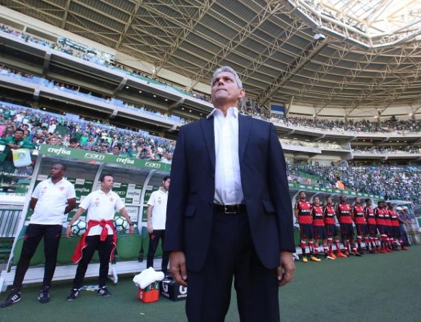 Reinaldo Rueda deve comunicar nos próximos dias ao Flamengo o seu futuro no futebol - Staff Images/Flamengo