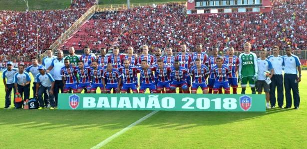 Bahia ficou com o título estadual de 2018 após triunfo no Barradão
