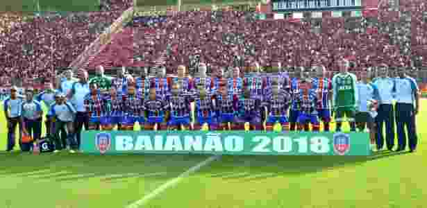 Bahia provoca Vitória após título baiano
