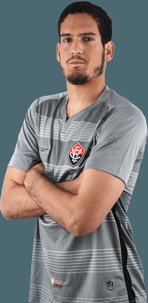 Ronaldo de Olveira Strada, goleiro do Vitória