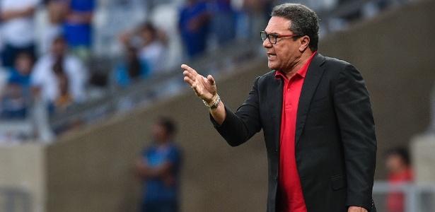 Último trabalho de Luxemburgo foi pelo Sport, em 2017; desde então está desempregado - Pedro Vilela/Getty Images