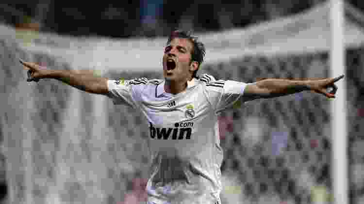 Van der Vaart Real Madrid - Reuters - Reuters