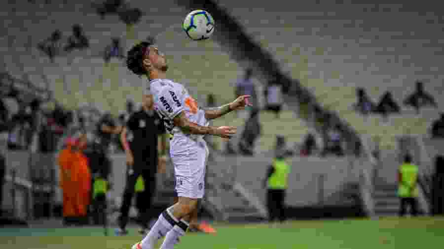 Guga foi contratado pelo Atlético-MG no início desta temporada. Ele foi comprado por R$ 7,5 milhões - Pedro Souza/Atlético-MG