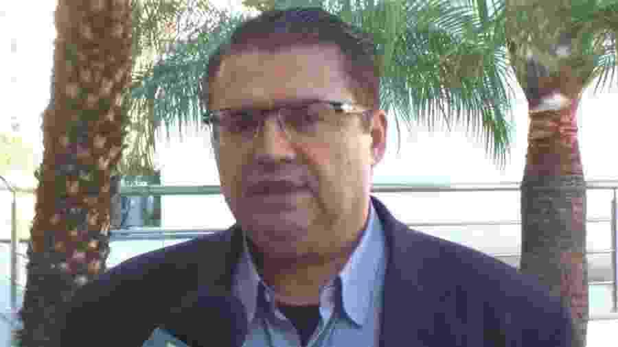 Júnior Chávare é diretor da base do Atlético-MG - Reprodução/TV Galo