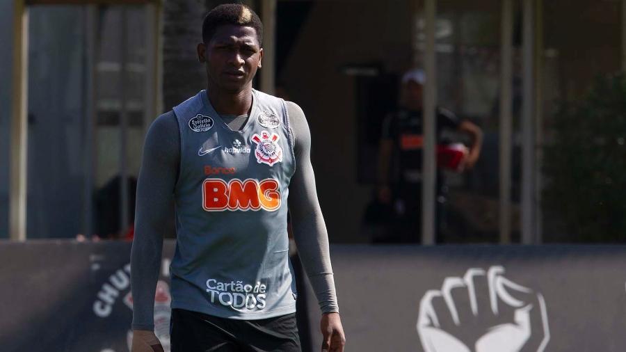 Yony González não é mais jogador do Corinthians; atleta foi devolvido ao clube português - Daniel Augusto Jr/Corinthians