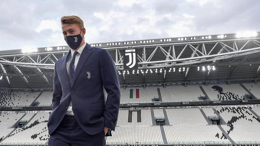 Matthijs de Ligt estaria arrependido por ter assinado com a Juventus - Daniele Badolato - Juventus FC/Juventus FC via Getty Images