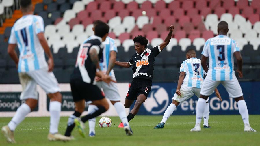 Vasco estuda ações para os jogos sem público em São Januário no Campeonato Brasileiro - Rafael Ribeiro / Vasco