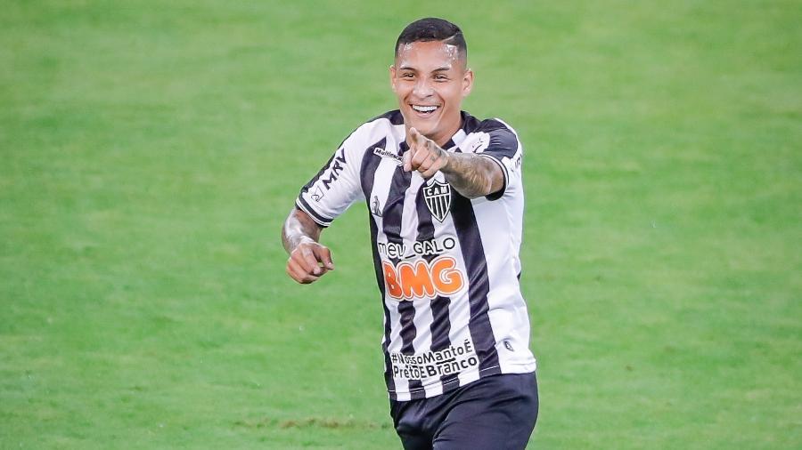 Guilherme Arana, lateral esquerdo do Atlético-MG, alfineta convidado da ESPN - Bruno Cantini/Atlético-MG