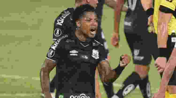 Marinho - Divulgação/Santos FC - Divulgação/Santos FC