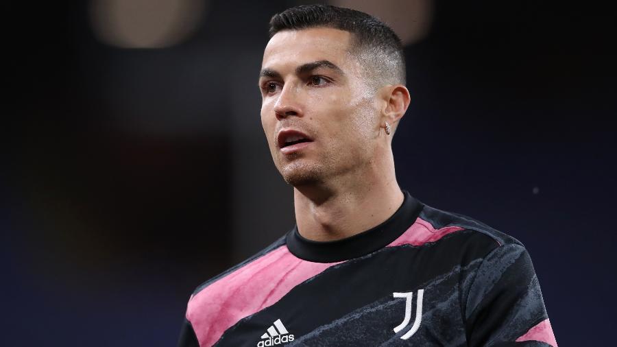Cristiano Ronaldo atua desde 2018 com a camisa da Juventus - Jonathan Moscrop/Getty Images