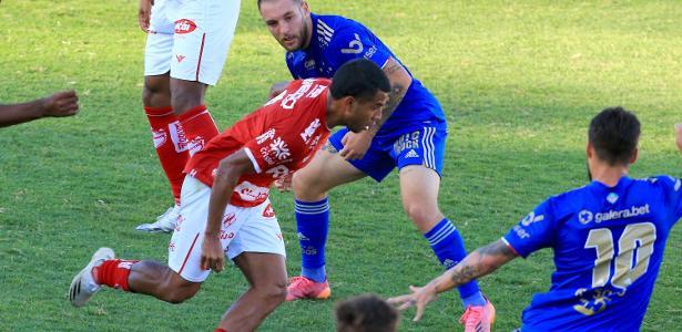 0 a 0 na Série B | Cruzeiro empata com Vila Nova e fica na zona de rebaixamento