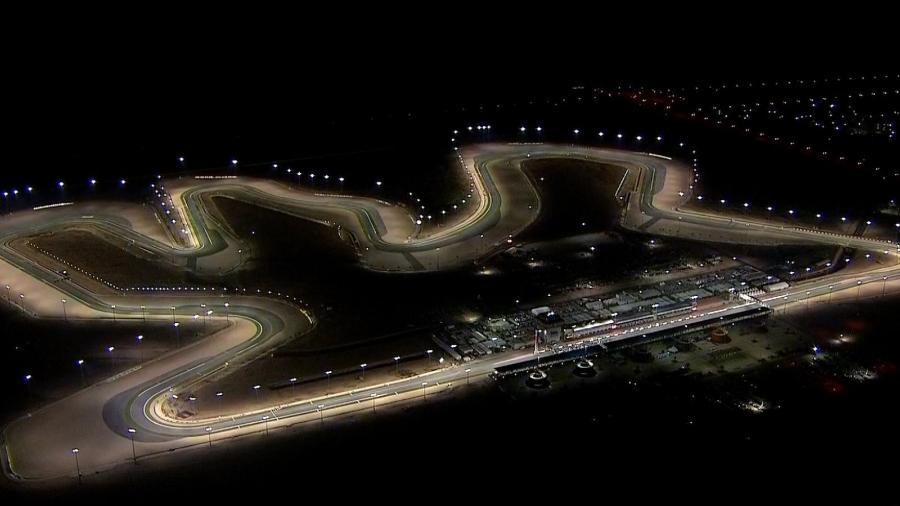 O circuito de Losail, em Doha, no Qatar, que pode receber a F-1 a partir da temporada 2021 - Divulgação