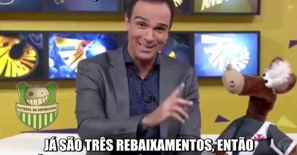 Fotos Memes Do Rebaixamento Do Vasco 06122015 Uol Esporte