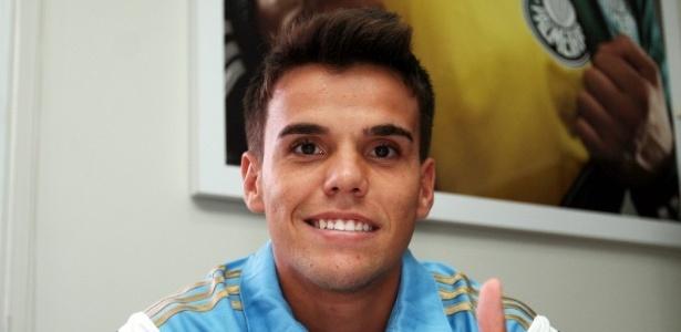 Pouco aproveitado, Rodrigo pode ganhar chance na última rodada do Brasileirão