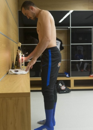 Walter fica fora do gol corintiano por até um mês - Daniel Augusto Jr/Agência Corinthians