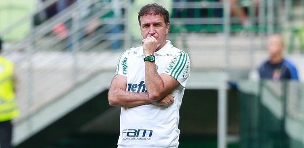 Com Cuca não há lugar cativo entre os titulares do Palmeiras