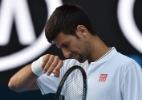 Atual campeão, Djokovic é eliminado por 117º do mundo na Austrália - Paul Crock/AFP