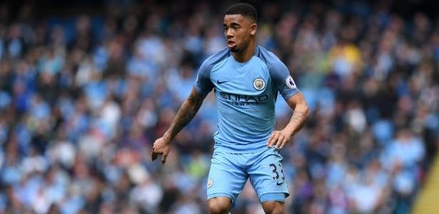 Gabriel Jesus, do Manchester City, vai estrear contra time recém-promovido no Inglês
