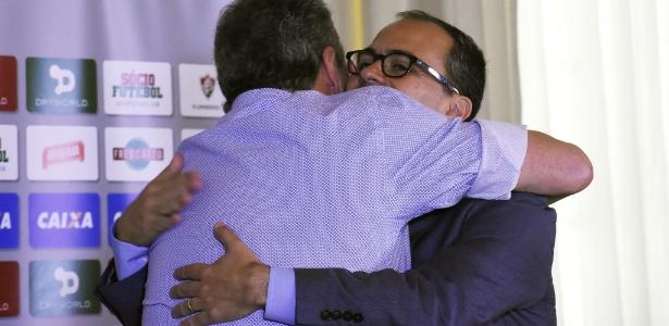 Abel foi o único técnico da gestão de Pedro Abad até o momento