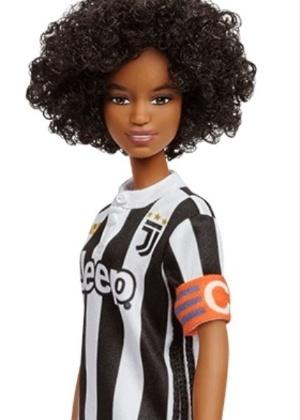 5f3c3628de Quem é a jogadora da Juventus que inspirou uma das novas bonecas ...
