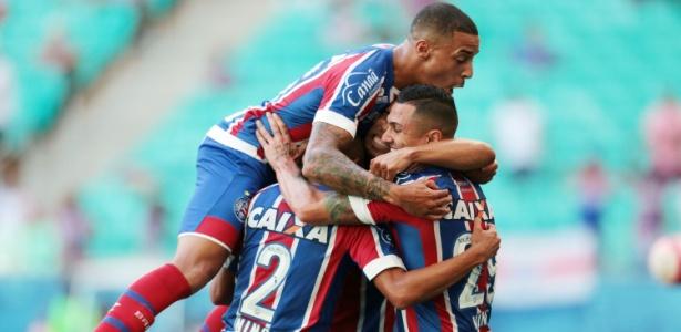 Patrocínio da Caixa continuará estampado nos uniformes do Bahia
