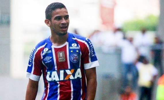 Marco Antônio, meia do Bahia