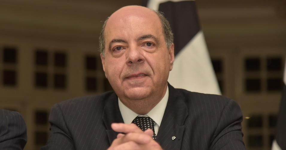 Nelson Mufarrej, presidente eleito do Botafogo