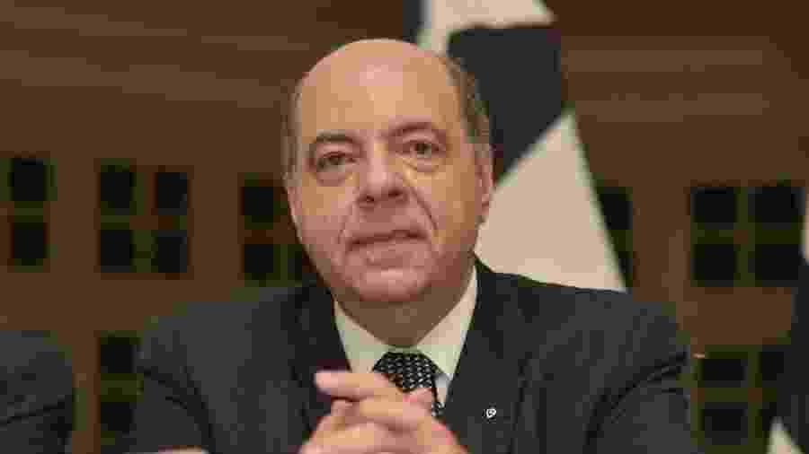 Nelson Mufarrej, presidente eleito do Botafogo, retirou intem polêmico da pauta de reunião do conselho - Thiago Ribeiro/AGIF