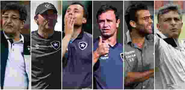 d94c8a7727 Botafogo só tem contratado técnicos baratos e deixado medalhões de lado  Imagem  Monategm UOL