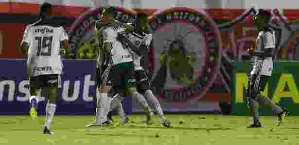 Palmeiras goleia o Vitória e abre frente na final do Brasileirão sub ... 33b0731394daf