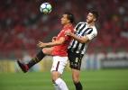 Juiz para jogo entre Inter e Santos por seis minutos e anula gol de Damião - Ricardo Duarte/Internacional
