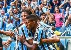 Gols da rodada: SP e Grêmio acirram luta por vaga direta na Libertadores - LUCAS UEBEL/GREMIO FBPA