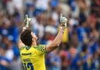 """Rafael celebra empate do Cruzeiro com o Bahia: """"Poucos conseguirão"""" - Divulgação/Mineirão"""