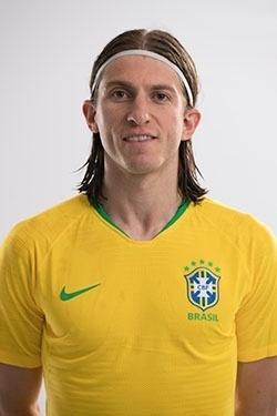 Filipe Luís, seleção brasileira