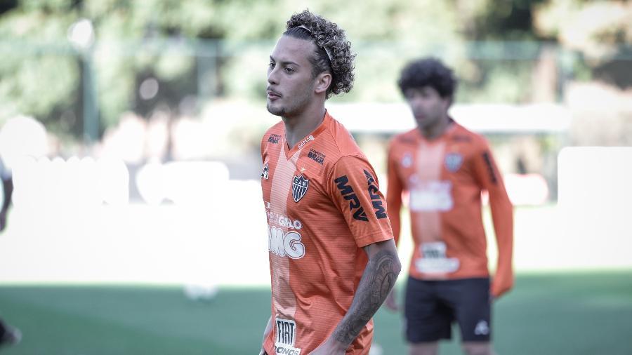 Guga, lateral direito do Atlético-MG, sonha em jogar a Olimpíada em 2020 - Bruno Cantini/Atlético-MG