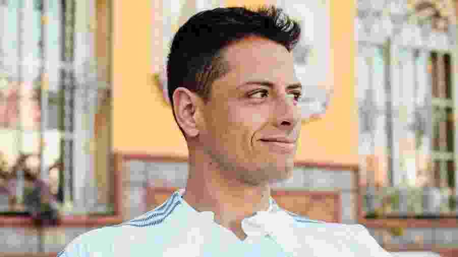 Chicharito Hernández vai disputar a MLS pelo Los Angeles Galaxy - Divulgação/LA Galaxy