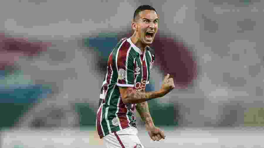 Renovação de Dodi virou novela, mas Fluminense está mais confiante por acordo - LUCAS MERÇON/FLUMINENSE F.C