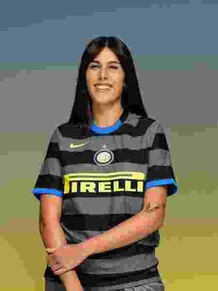 Inter de Milão lança terceira camisa para a temporada 2020-2021 - Divulgação/Inter de Milão