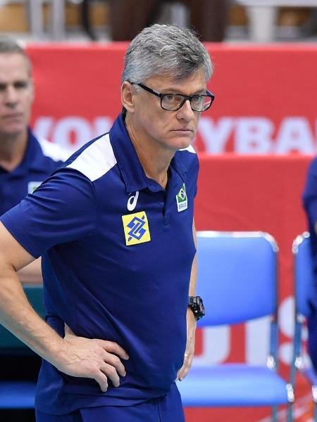 Renan Dal Zotto - Divulgação/FIVB