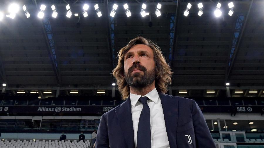 Andrea Pirlo não é mais técnico da Juventus - Daniele Badolato - Juventus FC/Juventus FC via Getty Images