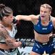 Francesa domina Mayra 'Sheetara' e vence a 3º no UFC em 2021