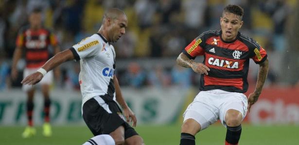 Rivais Flamengo e Vasco voltam a se enfrentar no Maracanã