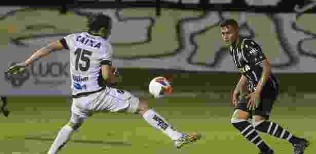Léo Jabá passará a treinar com os jogadores profissionais - Daniel Augusto Jr./Corinthians