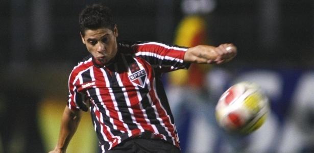 Cicinho defendeu o São Paulo pela última vez no 1º semestre de 2010