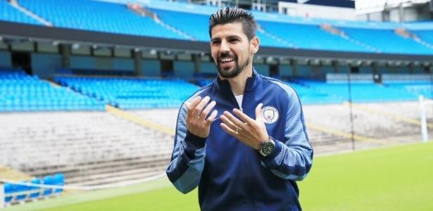 Nolito preferiu o Manchester City para trabalhar novamente com Guardiola