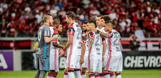 Flamengo ainda não venceu no Rio de Janeiro - Staff Images / Flamengo
