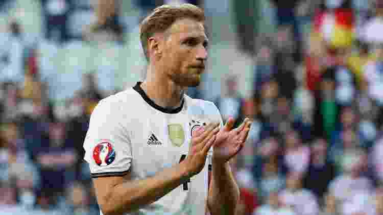 Howedes, zagueiro da seleção da Alemanha - REUTERS/Gonzalo Fuentes - REUTERS/Gonzalo Fuentes