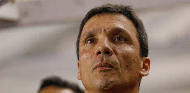 Técnico Zé Ricardo, hoje no Vasco, enfrentará pela primeira seu ex-clube, o Flamengo - Marcello Zambrana/AGIF