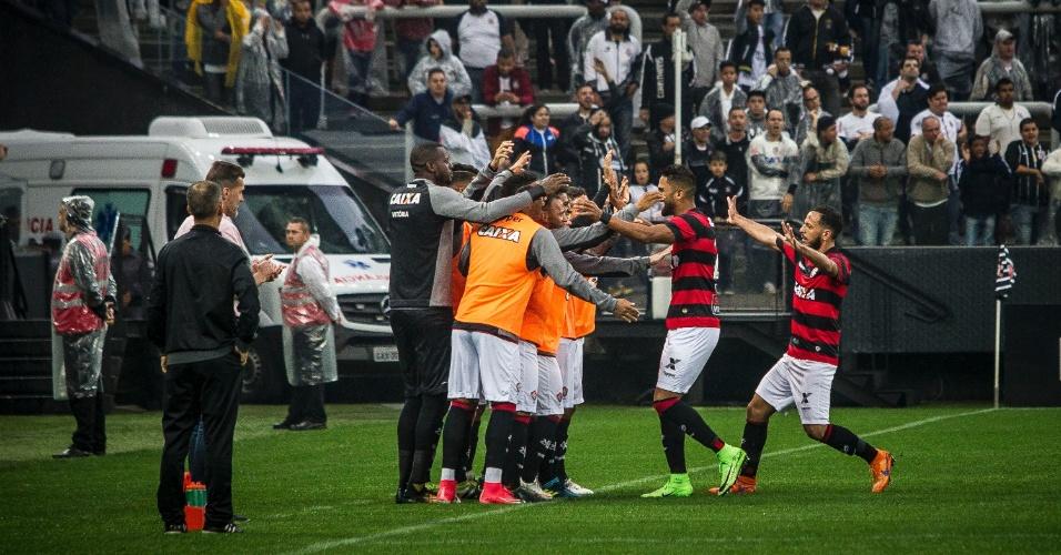 É bola na rede: Tréllez bate Cássio e revelação do Fla brilha: Veja gols do sábado